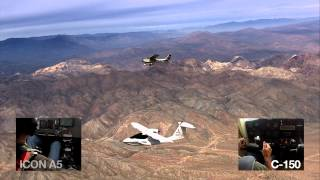 icon aircraft a5 spin resistance safety milestone demonstration