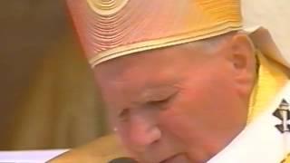 Jan Paweł II Zakopane, Wielka Krokiew 6 06 1997 Homilia