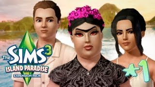The Sims 3: Райские острова #1 Великолепная тройка(, 2013-09-12T06:47:26.000Z)