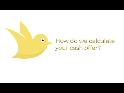 How Do We Calculate Your Cash Offer?