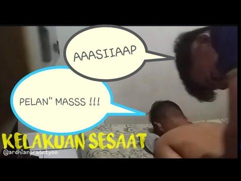 PINGIN  #PRANK  MALAH  KAYA  HOMO ( BERDUAAN  DI  KAMAR )
