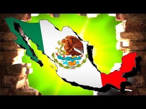 Super Mexico Empire!   Hearts of Iron 4 (HOI4 Man the Guns)