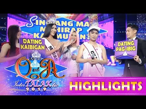 It's Showtime Miss Q & A: Chad Kinis Lustre-Reid challenges Megan Castillo Manzo