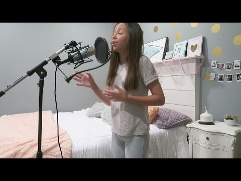 RISE UP (Andra Day) Cover by 14 year old Mattie Faith
