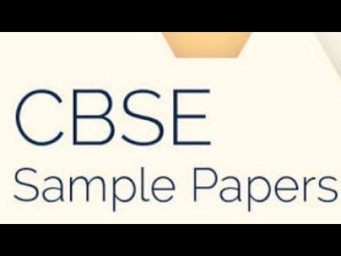 super school sample paper Cbse sample question papers for class 9 sa1 maths q23 - duration: 3:02 gyanpub learning 5,829 views 9 incredible science facts you probably didn't learn at school - duration: 10:25.