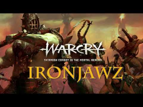 Warcry: Ironjawz Listbuilding with Math