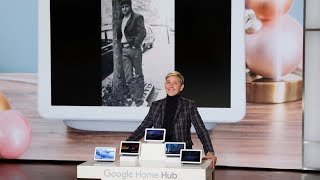 Ellen Reveals Unseen Photos of a Few of Her Executive Producers