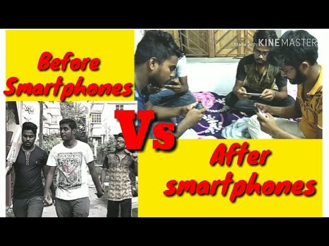 Life Before Smartphones Vs After Smartphones || F for FUNNY