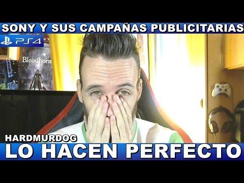 ¡¡¡ATENCIÓN!!! SONY y sus SOBRESALIENTES campañas PUBLICITARIAS - Hardmurdog - Ps4 pro - Español
