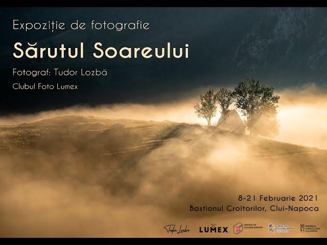 Sărutul soarelui - fotografie de peisaj - Turdor Lozbă