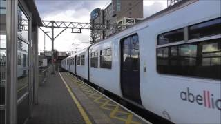 Trains and Tones at Stratford (Regional) | GEML - 28/01/2017