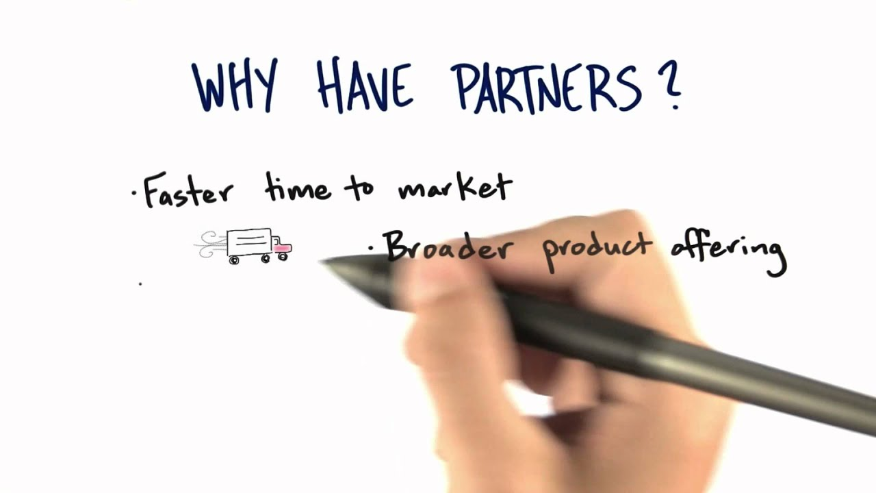 Partner Resources - How to Build a Startup