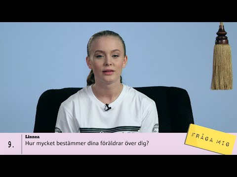 Fråga Mig - Zara Larsson