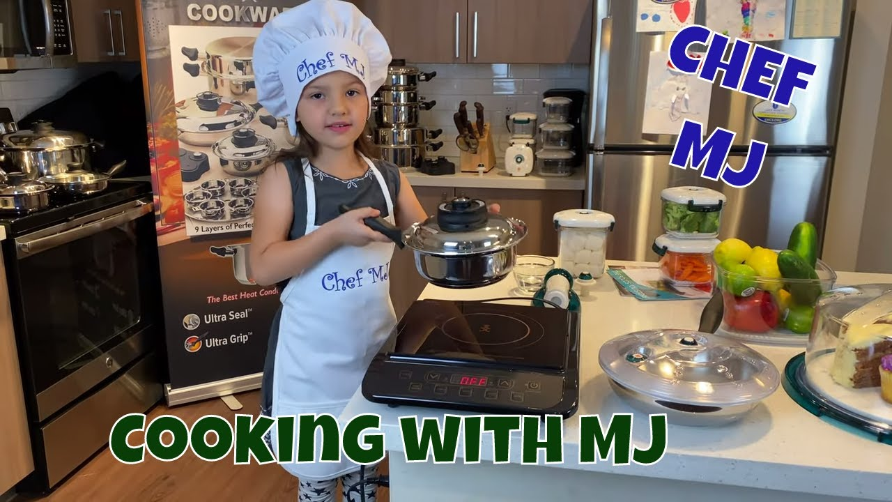 CHEF MJ - Cooking With MJ