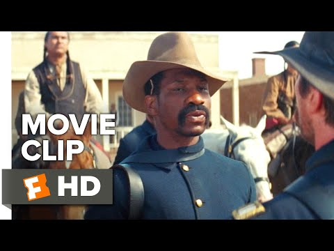 Hostiles Movie Clip - Meeting the Men (2017)   Movieclips Coming Soon