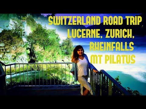 Switzerland Road Trip: 5 Best Places to Visit Near Zurich