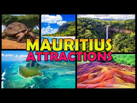 Mauritius Attractions 4K