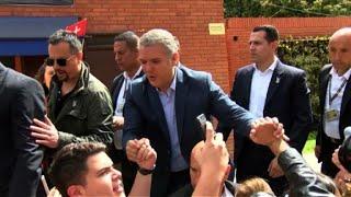 Iván Duque eleito presidente da Colômbia thumbnail
