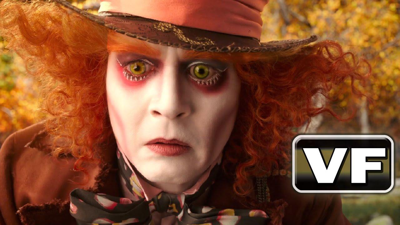 Alice de l 39 autre c t du miroir bande annonce vf youtube for Miroir 5 bandes