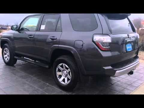 2015 toyota 4runner trail premium in abilene tx 79606 youtube. Black Bedroom Furniture Sets. Home Design Ideas