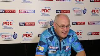 Ian White REACTS to 10-0 demolition of Joe Cullen | World Matchplay 2019