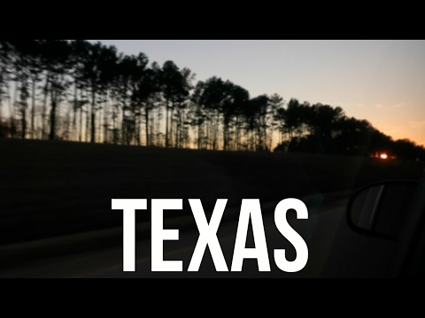 Texas Travel Diary
