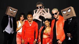 Dj Snake ft Cardi B, S. Gomez, Ozuna Vs Panjabi MC - Taki Taki Vs Mundian (Djs From Mars B ...