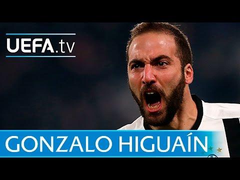 Gonzalo Higuaín: Five great goals