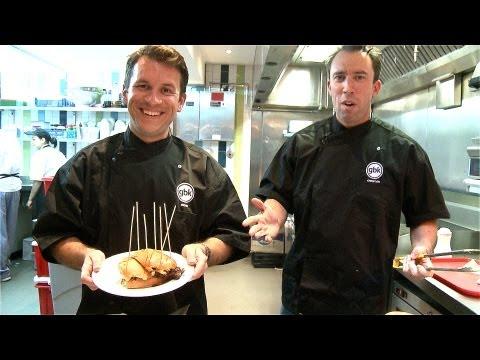 Summer Jobs: Christian and Richie at Gourmet Burger Kitchen