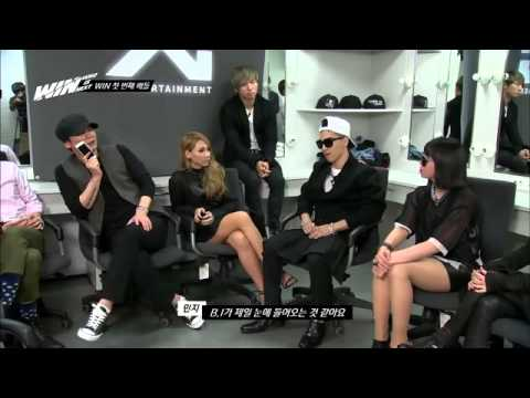 ENG [WIN: WHO IS NEXT] BIGBANG & 2NE1 JUDGE