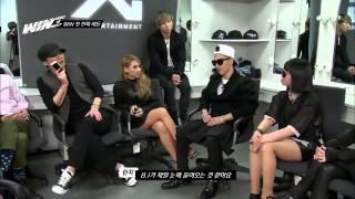 ENG [WIN: WHO IS NEXT] BIGBANG & 2NE1 JUDGE
