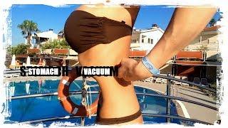 Вакуум живота (Stomach Vacuum) 👍 Nauli Yoga
