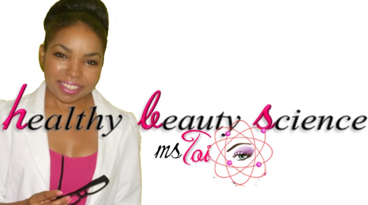 Healthy Beauty Science - Ms Toi