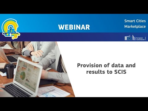Webinar: Provision of data and results to SCIS