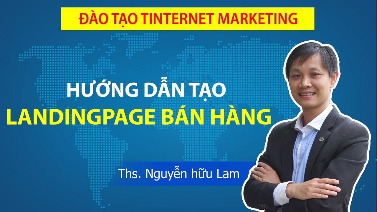 Hướng dẫn tạo Landing Page bán hàng với Ladipage.vn