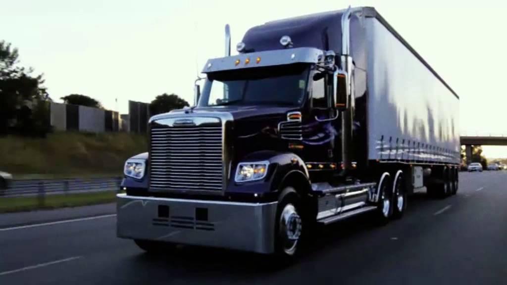 Freightliner Trucks For Sale >> Freightliner Coronado 114 - Single Trailer - Freightliner Trucks Australia - YouTube