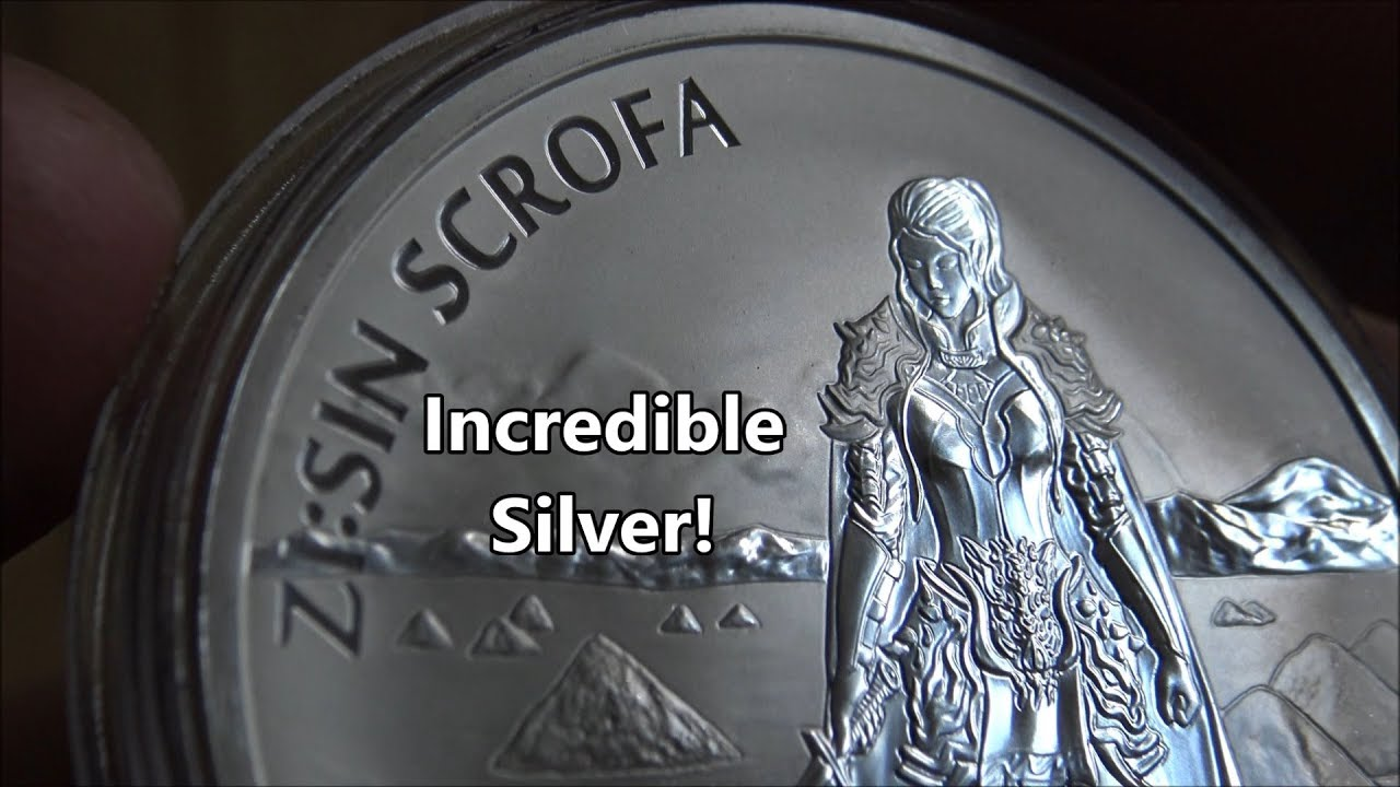 Korean Silver Medals - Zi Sin: Scrofa & Chiwoo Cheonwang - IFF #149! 6