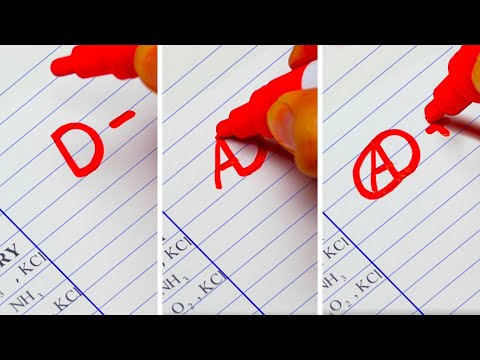 29 CLEVER SCHOOL TRICKS