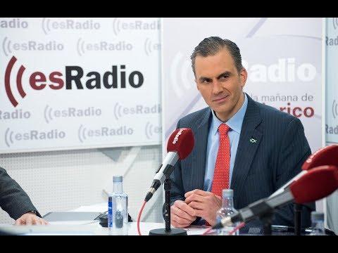 Federico Jiménez Losantos entrevista Javier Ortega Smith