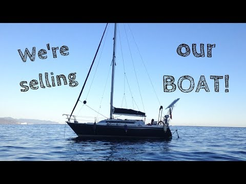 WE ARE SELLING OUR BOAT!!! | ⛵ Sailing Britaly ⛵