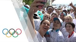 A special day of sport in Lausanne