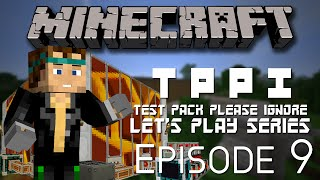 Test Pack Please Ignore (TPPI) Episode 9 | Unlimited Power Setup Part 1 (EU & RF)