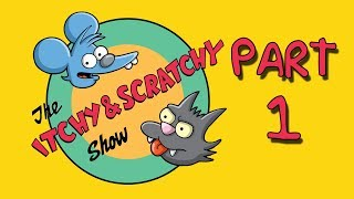 The Itchy  Scratchy Show. Part 1