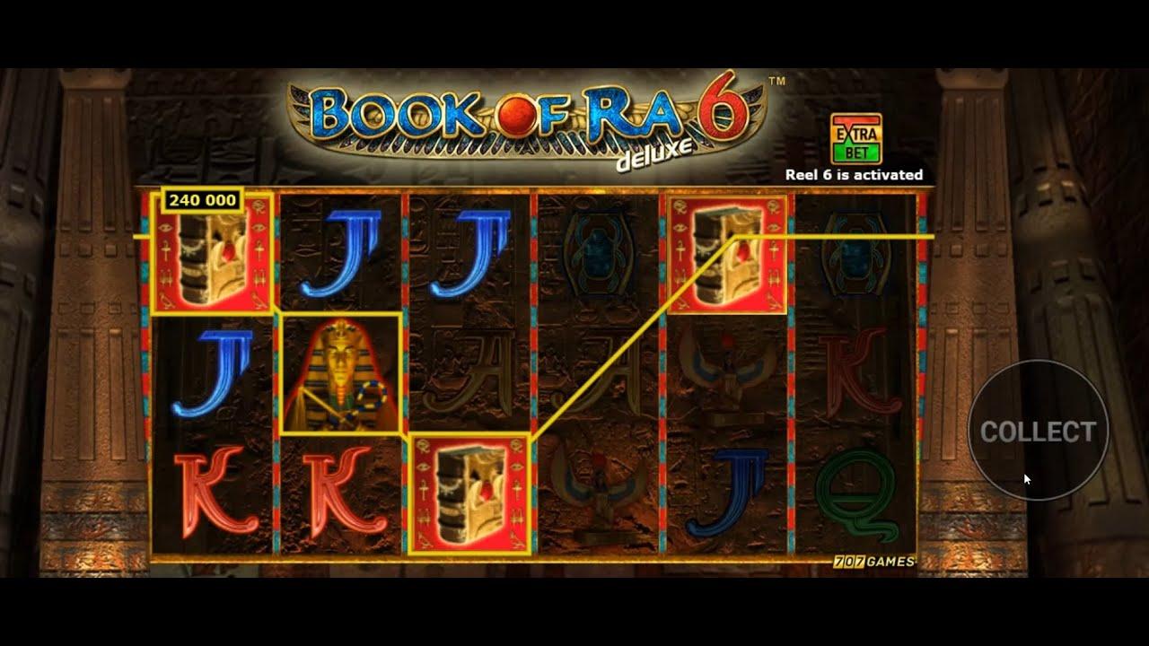 Book Of Ra Free Bonus