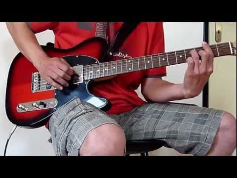 The Rolling Stones - Honky Tonk Women - Guitar Cover