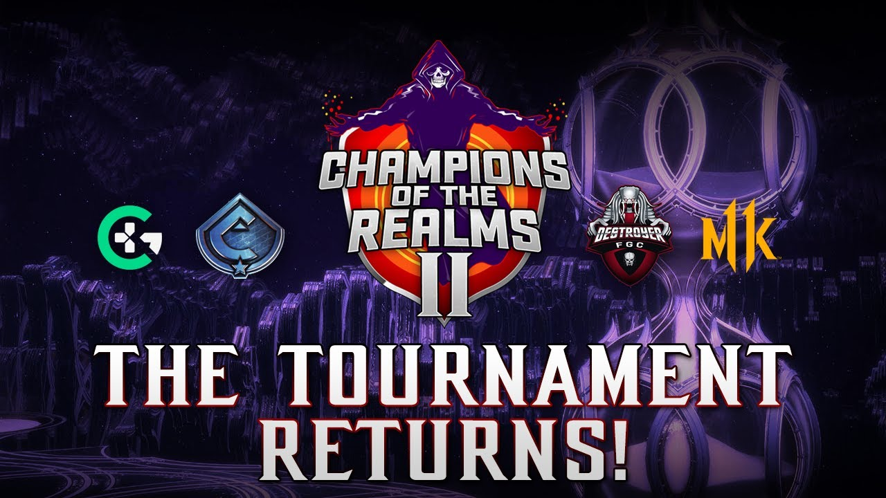 Champions of the Realms II - Tournament Returns Weds, Dec 9th 6PM EST (SIGN-UP LINK IN DESCRIPTION)