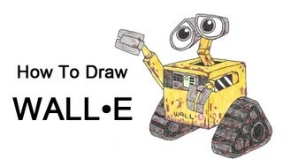 How to Draw WALL•E