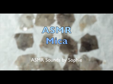 ASMR Mica (asmr, mica, soft sounds, tingle, requests, Youtube, video)