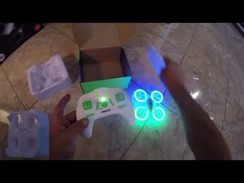 Force1 UFO 3000 Drone quadcopter LED Light Easy Flight Video