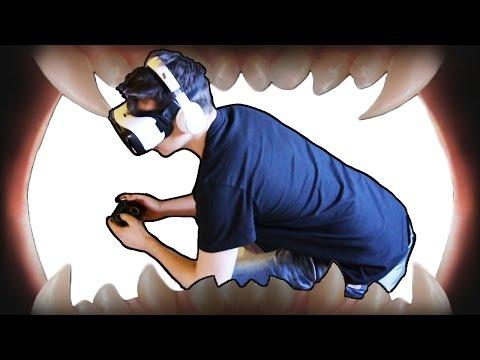 HORROR I GRY W 360! GEAR VR!